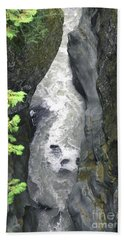 Headwaters Of The Cowlitz River Hand Towel