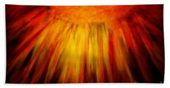 Healing Balm Of The Sun Bath Towel
