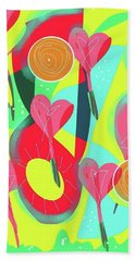 Heart Attack Hand Towel
