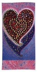 Heart Hand Towel