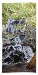Heart Of The Forest Bath Towel by Joel Deutsch