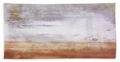 Heartland- Art By Linda Woods Bath Towel by Linda Woods