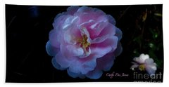 Heaven Scent Hand Towel by Cathy Dee Janes