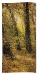 Hand Towel featuring the photograph Heaven's Glimmer by John Rivera