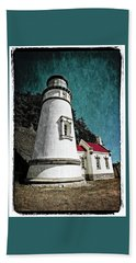 Hecitia Head Lighthouse Bath Towel