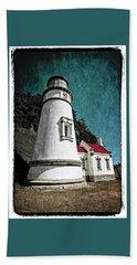 Hecitia Head Lighthouse Bath Towel
