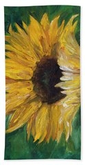Helianthus Bath Towel