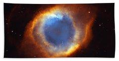 Helix Nebula Bath Towel