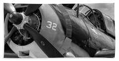 Helldiver's Nose - 2017 Christopher Buff, Www.aviationbuff.com Bath Towel