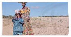 Herero - Namibia Hand Towel
