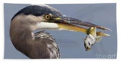 Herons Appetizer Hand Towel