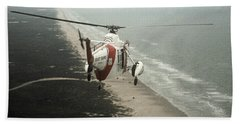 Hh-52a Beach Patrol Bath Towel
