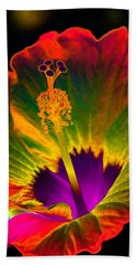 Hibiscus 01 - Summer's End - Photopower 3189 Hand Towel