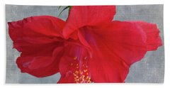 Hibiscus Dreams Bath Towel