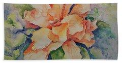 Hibiscus Hand Towel