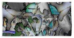 Hidden Image Bath Towel by Don Gradner