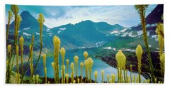 Hidden Lake, Gnp Bath Towel