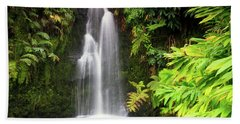 Hidden Waterfall Bath Towel