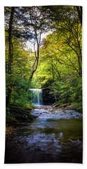 Bath Towel featuring the photograph Hidden Wonders by Marvin Spates