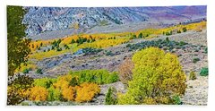 High Country Color Hand Towel