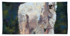 High Country Friend Hand Towel