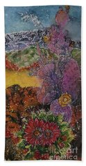 High Desert Spring Hand Towel