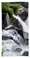 High Falls Park Bath Towel