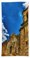 High Noon At The Bell Tower Hand Towel