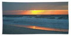 High Sunrise Bath Towel
