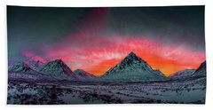 Highland Afterglow Hand Towel