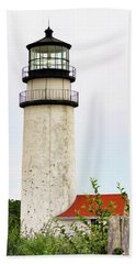 Bath Towel featuring the photograph Highland Lighthouse II by Marianne Campolongo
