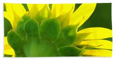 Highlight Sunflower Hand Towel