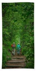 Hiking - Appalachian Trail Bath Towel
