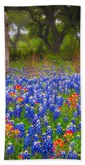 Hill Country Forest Hand Towel
