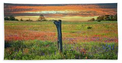 Hill Country Heaven Hand Towel