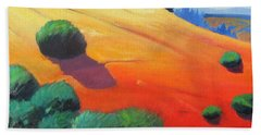 Hills And Beyond Bath Towel