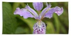 Himalayan Orchid Bath Towel