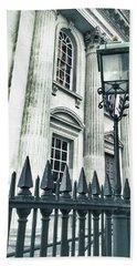 Historic Architecture Detail Hand Towel