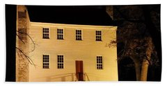 Historic Carter Mansion  Bath Towel