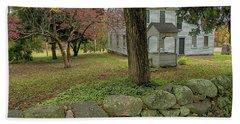 Historic Homestead Bath Towel
