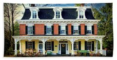 Historic Isaac Stover House  Hand Towel