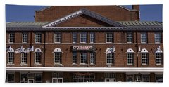 Historic Roanoke City Market Building Bath Towel
