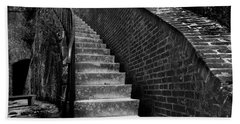 Historic Stairwelll Bath Towel