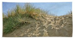 Holland - Coastal Dunes Bath Towel