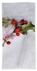 Holly 4 Hand Towel