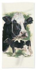 Holstein Hand Towel