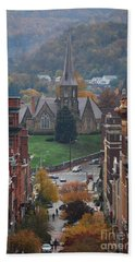 My Hometown Cumberland, Maryland Hand Towel
