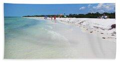 Honeymoon Island Hand Towel