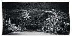 Hand Towel featuring the photograph Honokohau Maui Hawaii by Sharon Mau