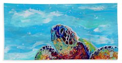Honu 10 Bath Towel